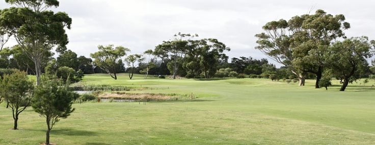 The 11th Hole at Patterson River