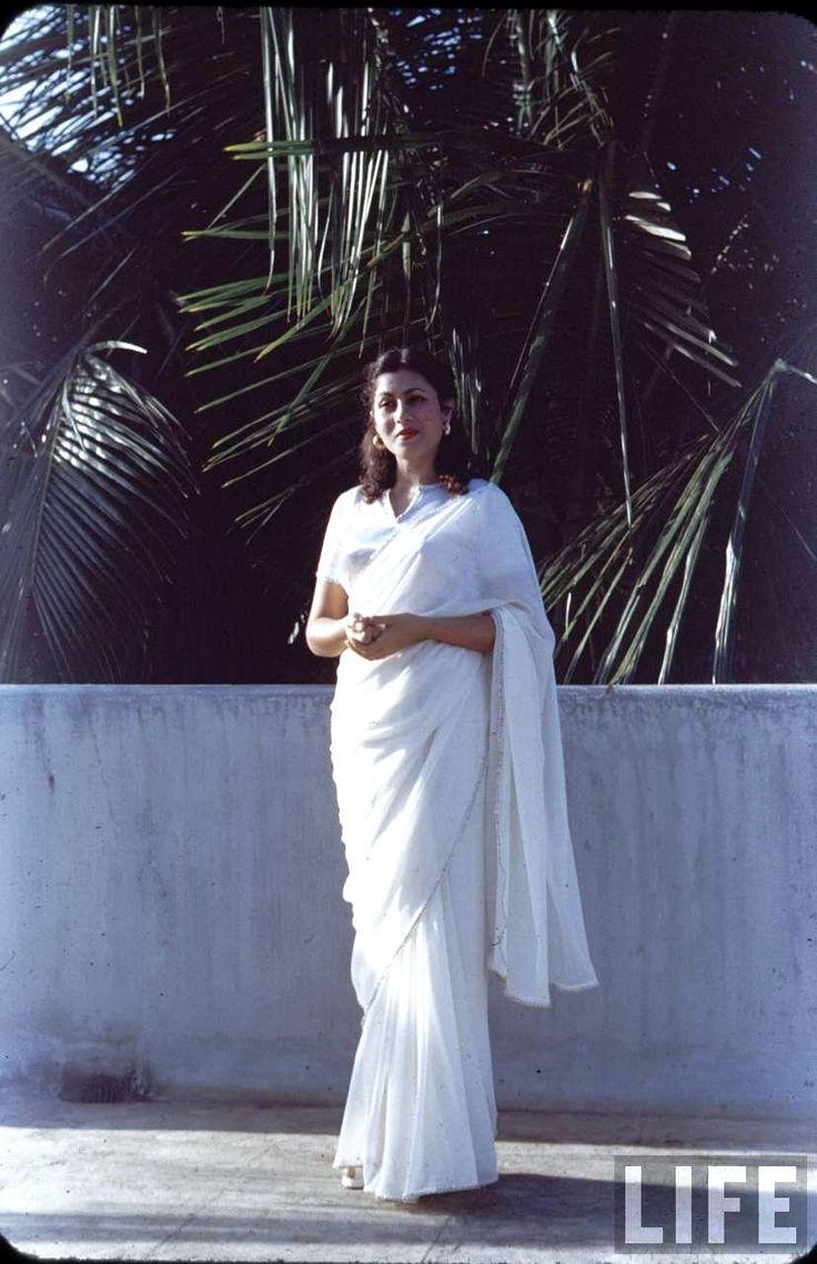 Madhubala in Life Magazine