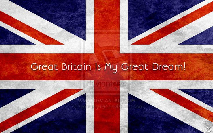 Great Britain by zeynepguler.deviantart.com on @deviantART