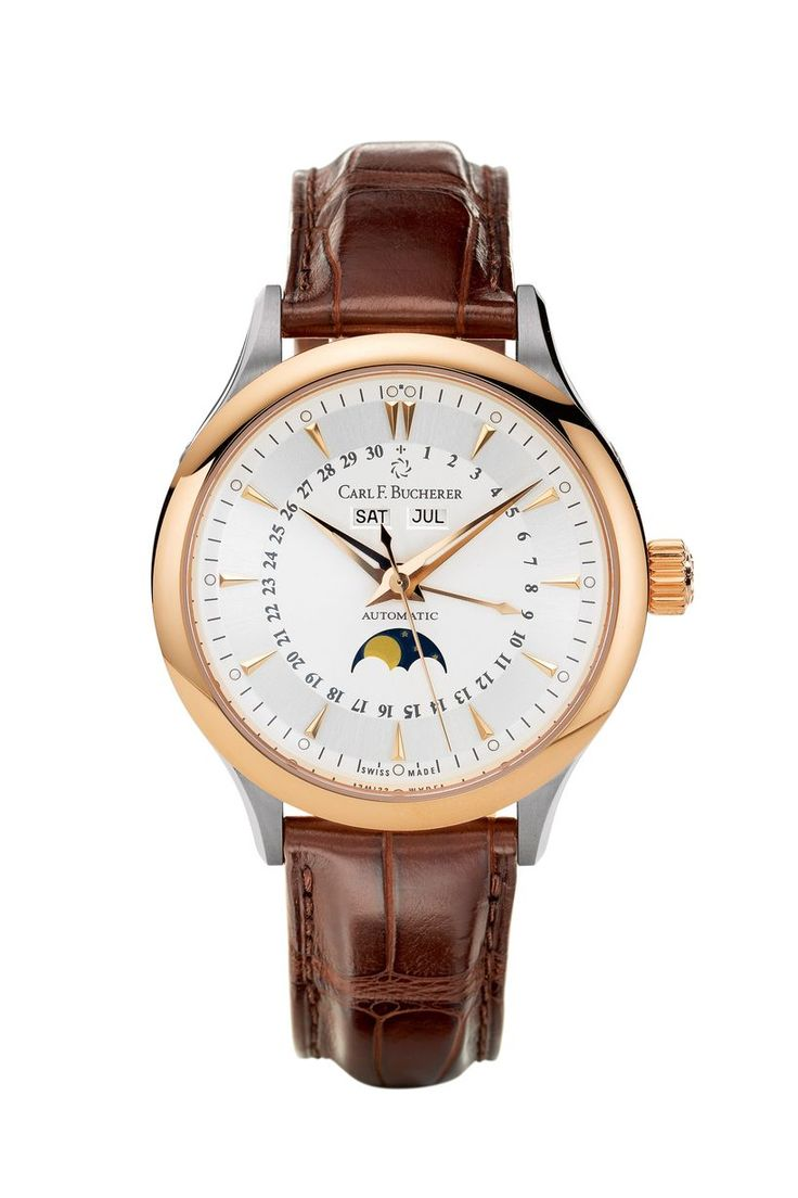 Moon-phase watch - Manero MoonPhase Limited Edition