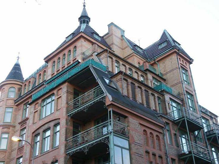 Jugend - Västerg 6 B, Göteborg.