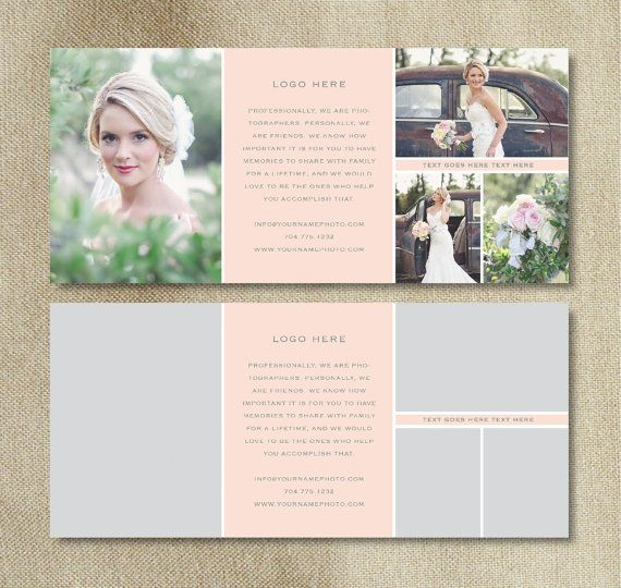 8 best images about Rack cards – Rack Card Template