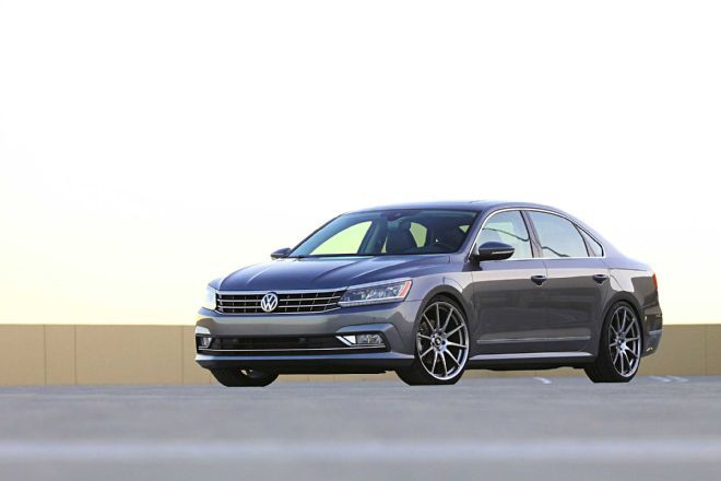 Project 2016 VW Passat - KW V3 Coilover Install http://www.superstreetonline.com/how-to/project-car/1703-project-2016-vw-passat-kw-v3-coilover-install/