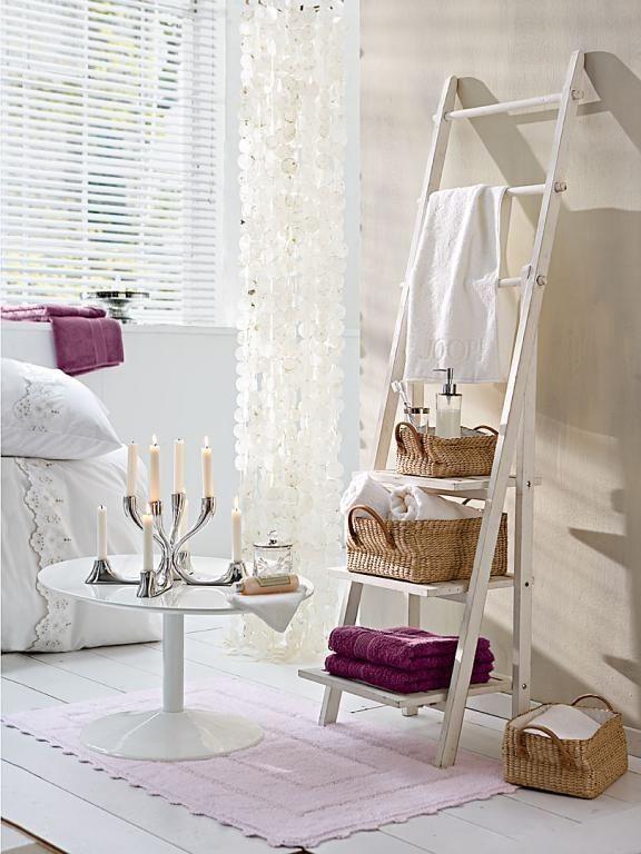 Žebříky jako praktické i dekorační prvky v interiérech
