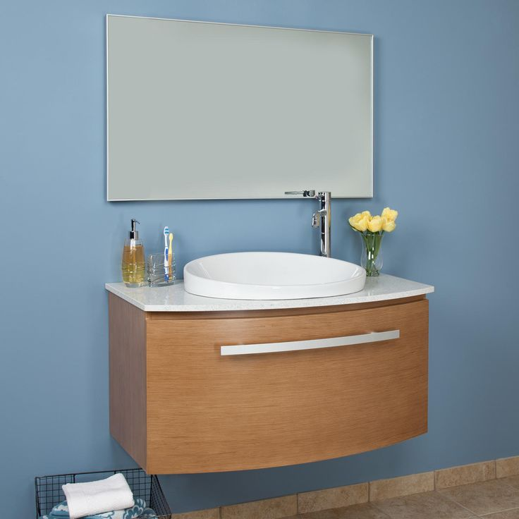 Recessed Wall Sink : 40
