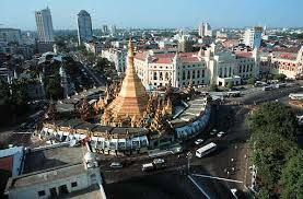 Naypyidaw in Myanmar