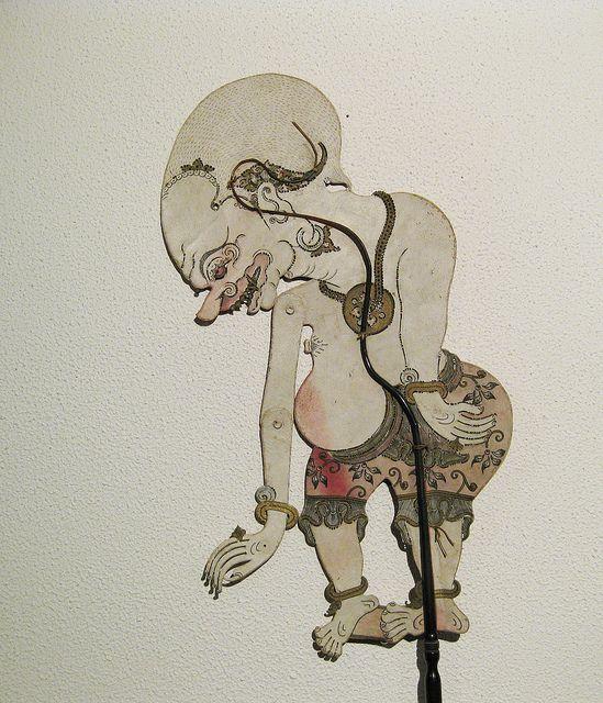 Wayang puppet - Sukrasana | Flickr - Photo Sharing!