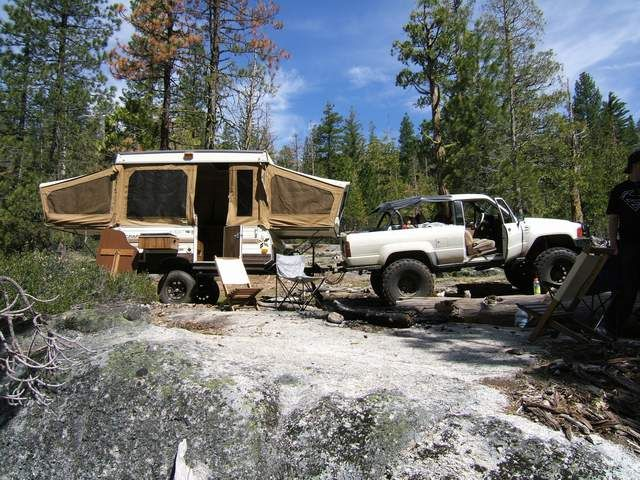 Starcraft OFF ROAD tent trailer $2200/East Bay - Pirate4x4.Com : 4x4 and Off-Road Forum