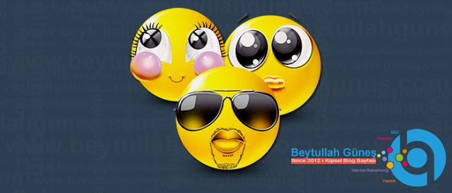 Emoji title (başlıklar) yine SERP de
