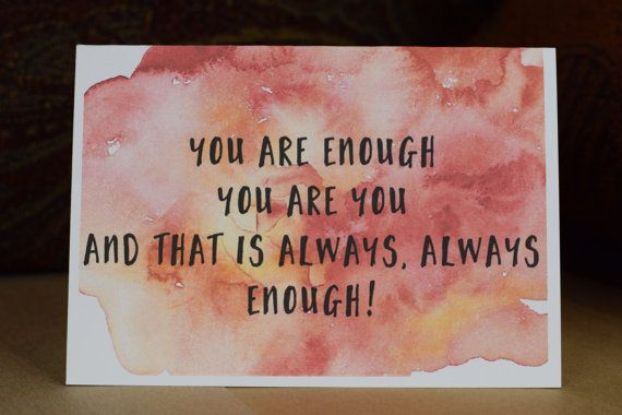 Greeting card, handmade card, thoughtfulness card, care card, friendship card, just because card, inspiration, words, thoughts, depression, mental health, mental wellbeing