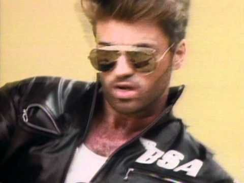 George Michael - Faith. I love this song when it came out