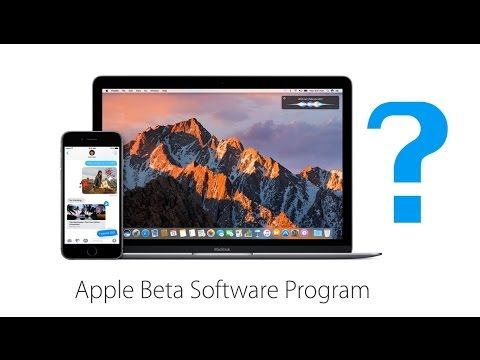 What is Apple Beta Software Program?