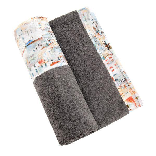 Portofino - Granite Towel