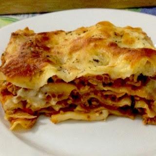 FODMAP-friendly lasagna