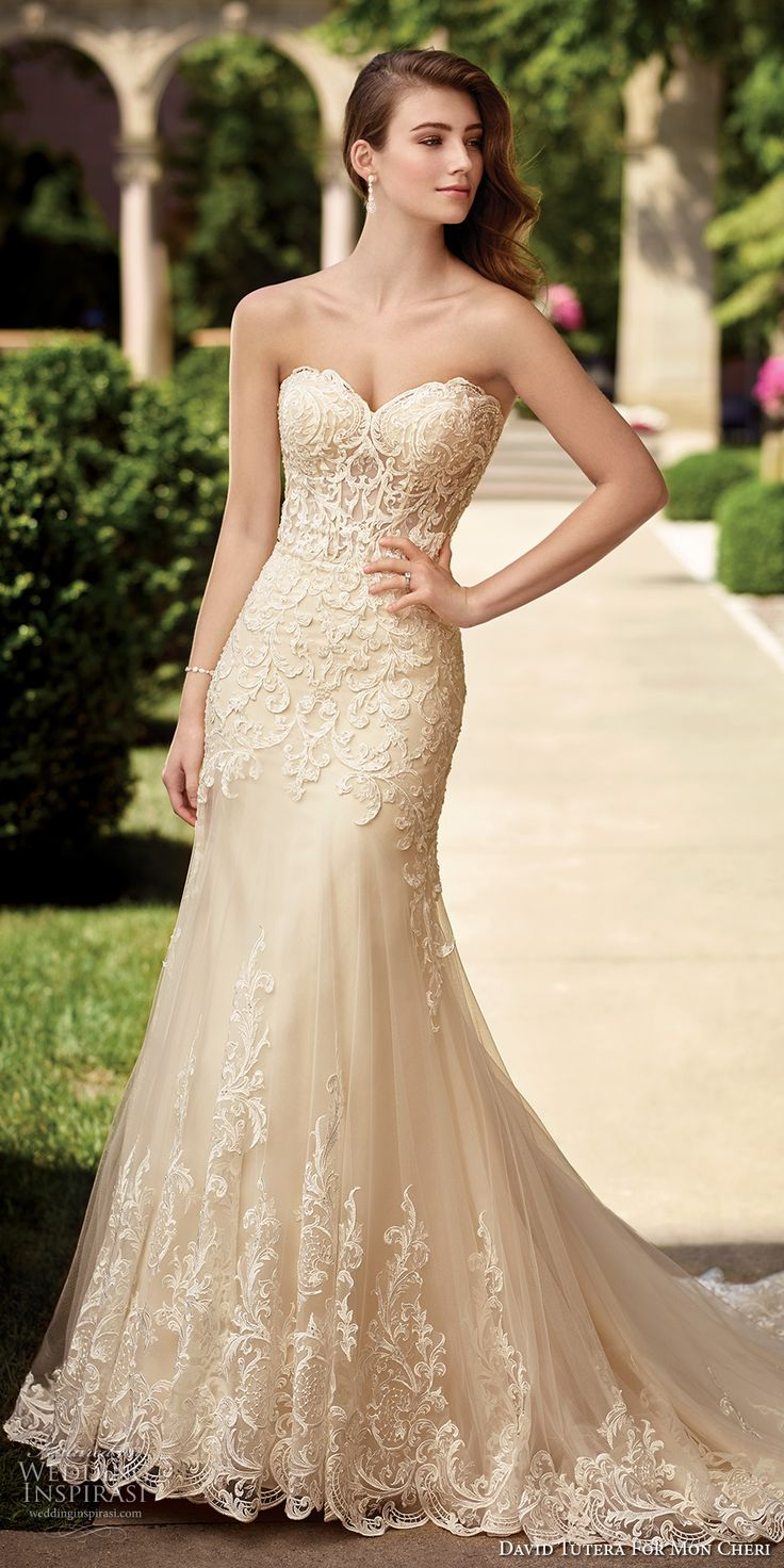 25  best ideas about Ivory wedding dresses on Pinterest | Princess ...