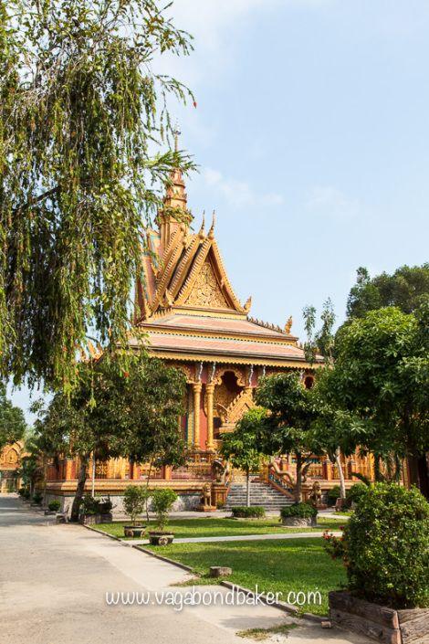 Chòm Ca Temple Tra Vinh, #Vietnam