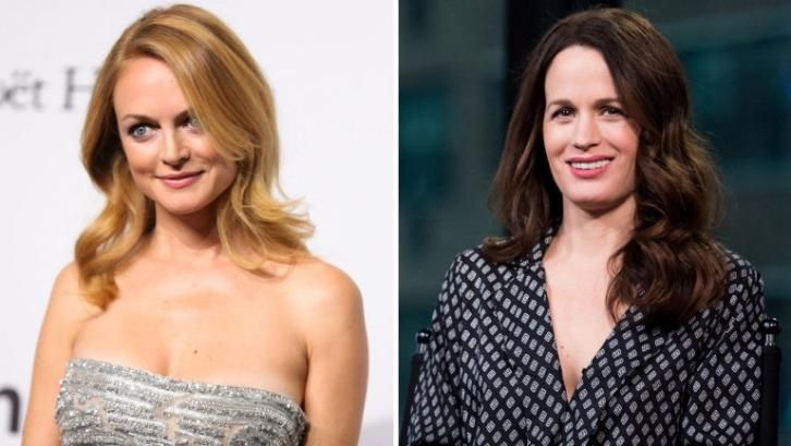 Law & Order: True Crime  The Menendez Murders - Heather Graham Elizabeth Reaser Lolita Davidovich and Larry Cedar Join Cast