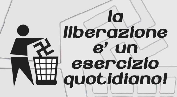 La liberazione è un esercizio quotidiano