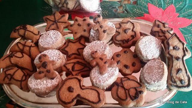 Le blog de Cata: Mes Biscuits de Noël