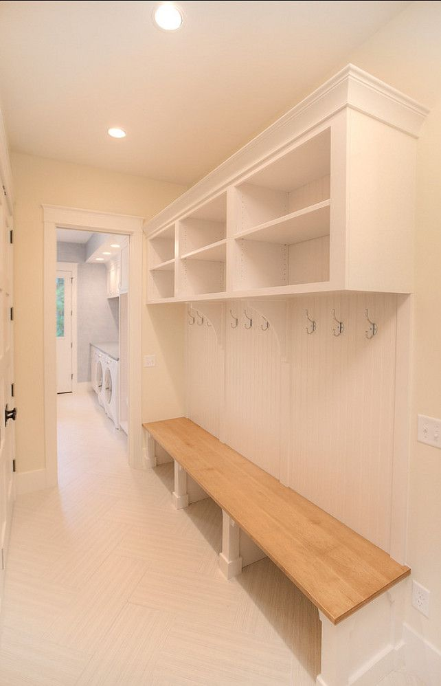 Mud Room laundry Room