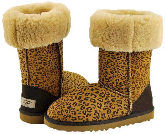 Mens Ugg Style Boots