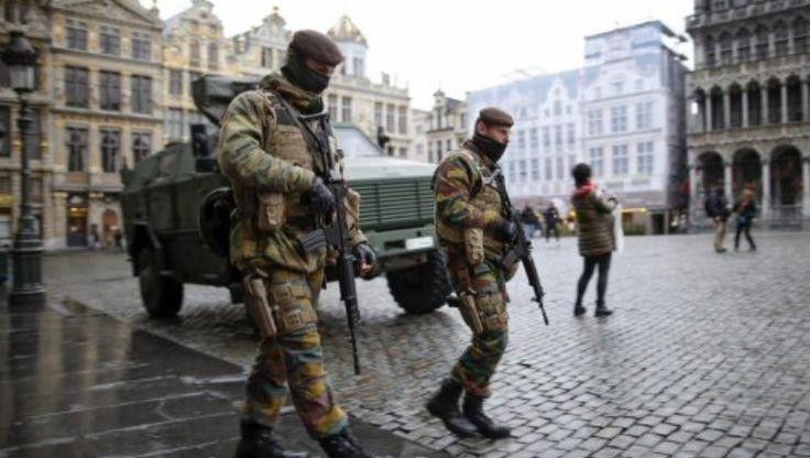 Ocho Soldados Y Dos Mujeres Policías Belgas Hicieron Orgía Durante Alerta Máxima, Según Medios