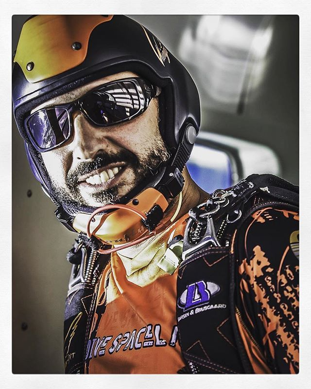 These guys stepped up to #theNextEdge You should too.  When you do, don't forget to send us a #picoftheday  #jump #taketheleap #redisfaster #orangeisthenewblack #customjersey #jersey #manufactory #fromsketchestostitches @skydivespaceland  @projectvoyair