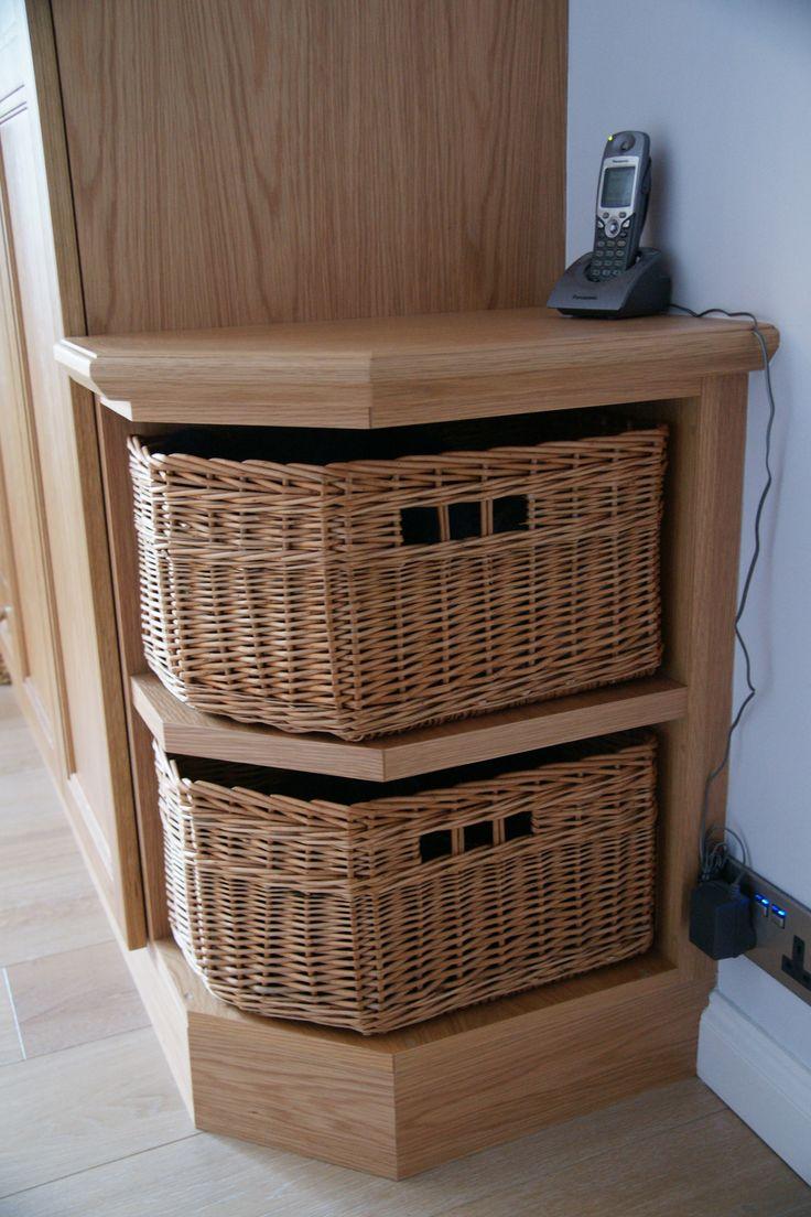 Amazon.com: Corner Storage Basket