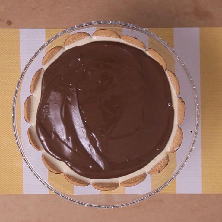 Torta Holandesa ¡Una receta original de un gran postre!