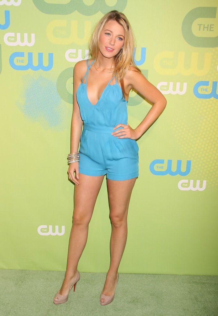 Blake Lively Photo - CW Network 2009 Upfront - Arrivals