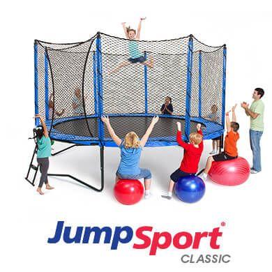 JumpSport Classic Trampolines