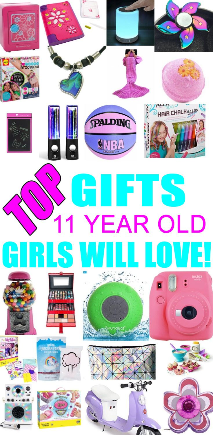 Top Gifts For 11 Year Old Girls Best Gift Suggestions Presents Eleventh Birthday Or Christmas Find The Ideas A 11th Bday