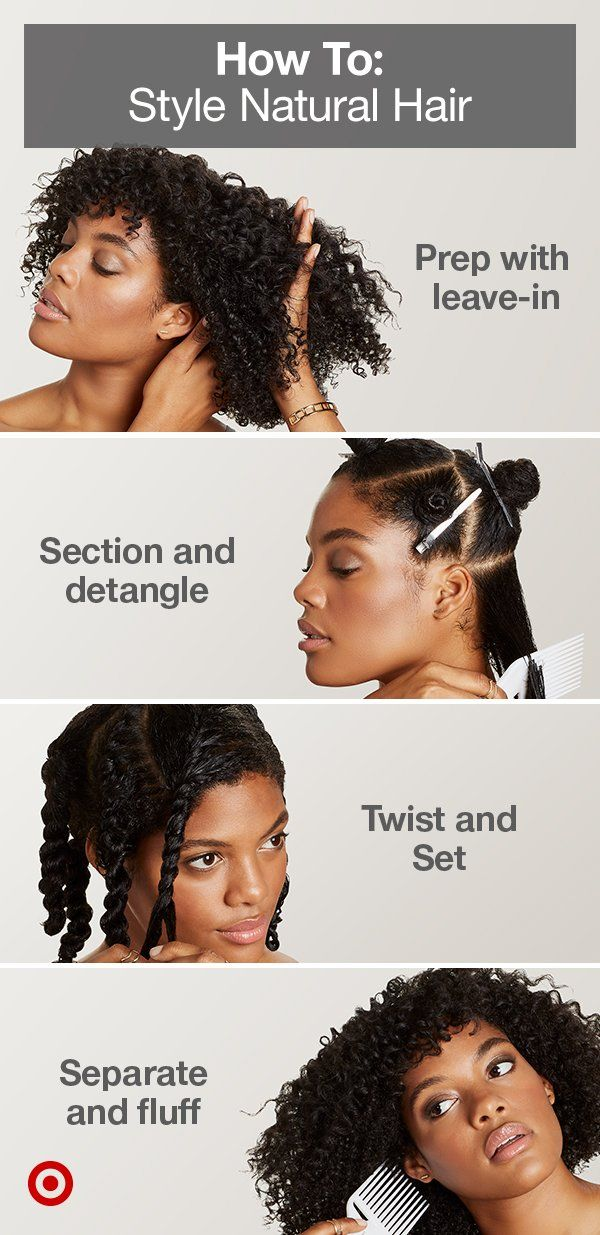 Learn Protective Styles For Natural Hair So It Stays Healthy From