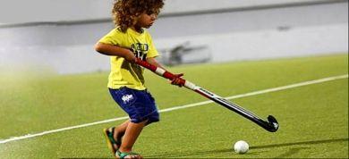 Το Χόκεϊ επί Χόρτου σας δίνει την ευκαιρία να γίνετε αθλητές!