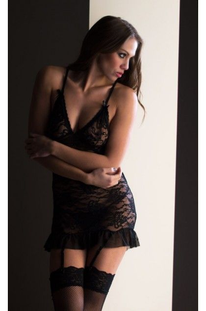 Sexy and stylish, beautiful lace Babydoll... an essential piece for the bedroom #madeperfect4u .