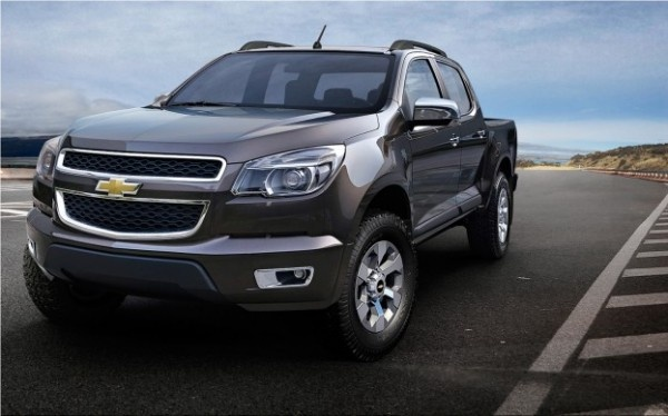 2013 Chevy Colorado has shown a whole new look to its lovers