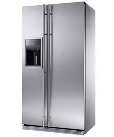 how to clean stainless steel refrigerator naturally