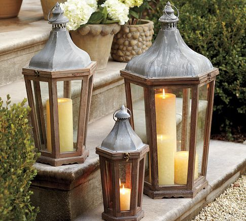 17 Best 1000 images about Lanterns Decor on Pinterest Shabby chic