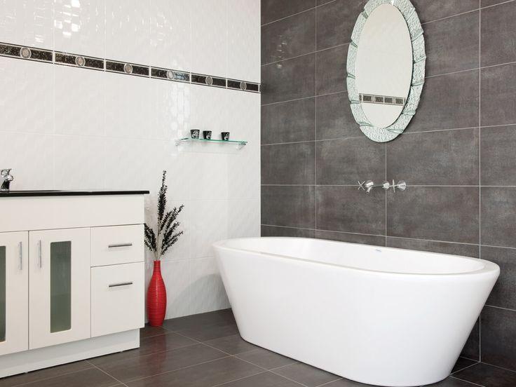 Kado Lure 1760 Freestanding Oval Bath White