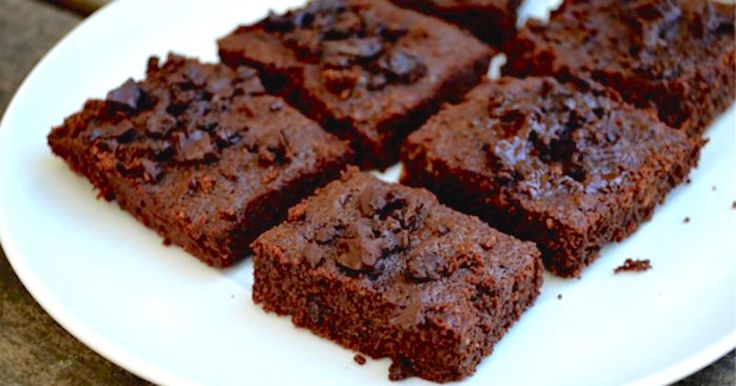 Gluten-Free Coconut Fudge Brownies That Are Everything A Brownie Should Be - Juicing for Health