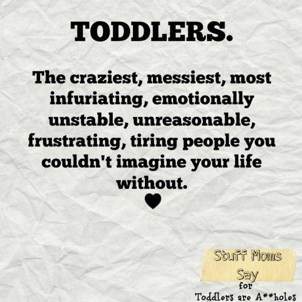 The best toddler posts from StuffMomsSay.com Used with permission from Facebook.com/StuffMomsSay  From Momsbelike