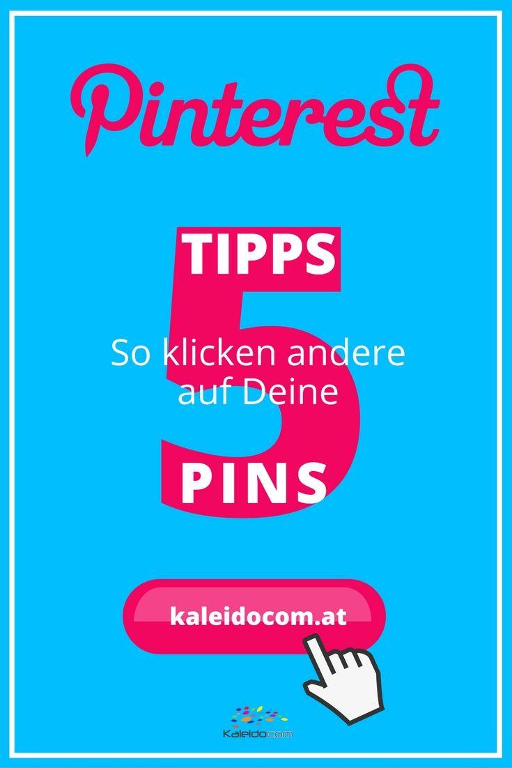 Klicks erhalten und den Traffic von Pinterest vervielfachen? So geht's! 5 Tipps für bessere Ergebnisse. #pinteresttipp #pinterestmarketing