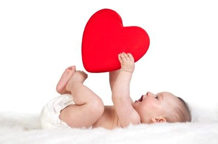 15 Lovable Baby Names Inspired by Valentine's Day