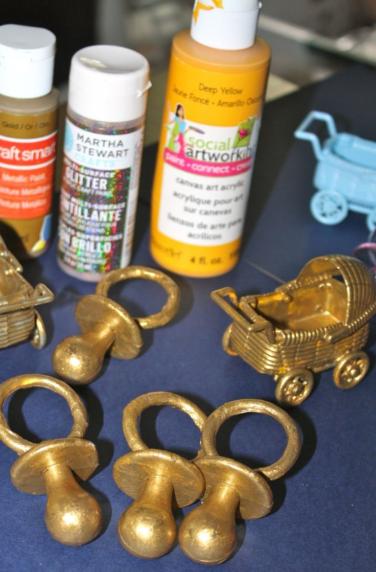 Enchanted Expectations: Royal Baby Shower Project 1