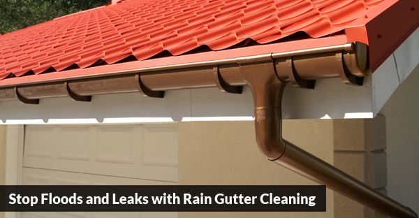 cleaning gutter screens