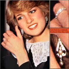 67 best xtra the jewelry of princess diana images on pinterest for Princess diana jewelry box