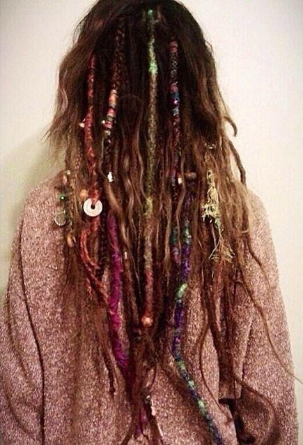 Boho Bohemian Hair