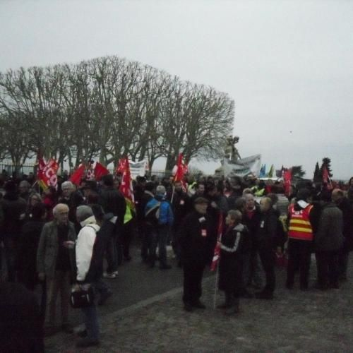 Montpellier: journée de manifestation contre l'accord sur l'emploi