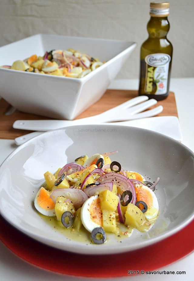 Salata orientala reteta mamei mele Savori Urbane (3)
