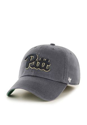 Panthers '47  Mens Grey Franchise Fitted Hat